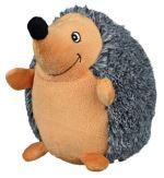 Plyšový ježek kulatý 17cm