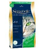 Bosch Cat Sanabelle Sensitive kuřecí 10kg