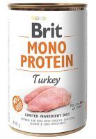 Brit Mono Protein Turkey 400g