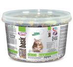 LOLO BASIC kompletní krmivo pro křečky 3l, 2kg kyblík