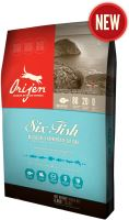Orijen Cat 6 Fish 340g - EXP 11/2018