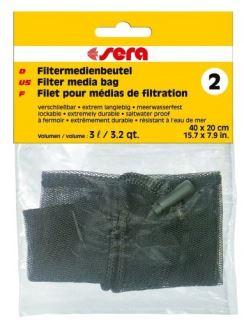 Sera sáček na filtrační médium