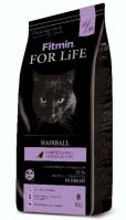 Fitmin cat For Life Hairball 400g - EXP 12/2018