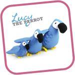 Hračka pro psa, Beco Family - Lucy papoušek