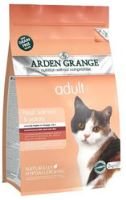 Arden Grange Cat Adult Salmon & Potato 400g
