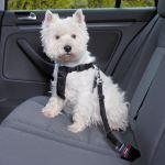 Bezpečnostní postroj do auta Trixie