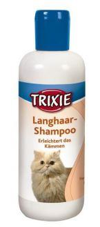 Šampon pro dlouhosrsté kočky 250ml, Trixie