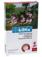Bayer Kiltix obojek pro velké psy 70cm