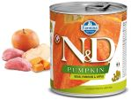 N&D DOG PUMPKIN Adult Boar & Apple 285g 1 + 1 ZDARMA