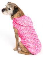 """Obleček - Svetr polar fleece """"Polarka"""" růžový 32cm"""