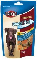 Premio Sushi Rolls Light - 100% rybí kolečka 100g Trixie