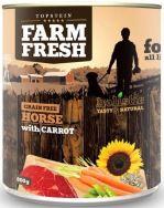 Topstein Farm Fresh Horse with Carrot 800g