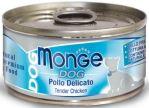 DOG NATURAL křehké kuřecí maso pro psy 95g Monge