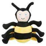 BEE, plyšová včela se zvukem, 23cm