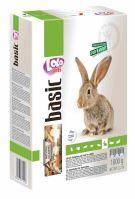 LOLO BASIC kompletní krmivo pro králíky 1000g krabička