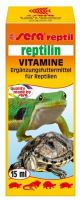 Sera reptilin vitaminy 15ml