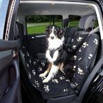 Autopotah nylon/flíz, i na přední sedadlo 0,65×1,45m Trixie