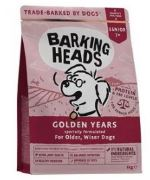 BARKING HEADS Golden Years NEW 1kg - 3+1 ZDARMA