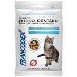 Francodex Pochoutka Breath Dental kočka 60g