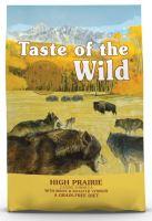 Taste of the Wild High Prairie Canine 12,2kg + obojek FORESTO 70cm