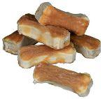 DENTAfun - buv.kostičky obalené kuřecím masem 5cm/120g Trixie 8ks