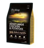 Profine NEW Dog Adult Large Chicken & Potatoes 3kg