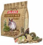 Dajana COUNTRY MIX, Rabbit 500g, krmivo pro králíky