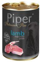 Piper Platinum Pure konzerva Jehně 400g
