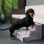 Schody pro psa Easy Step Dog 43x41x29cm šedé Karlie