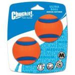 Míčky Ultra Ball Medium 6,5cm - 2 na kartě