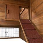 Natura dřevěný dům s výběhem pro králíky 151x107x80cm, Trixie