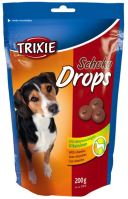 Schoko Drops s vitamíny 200g - TRIXIE