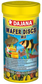 Dajana Wafers Discs Mix - tablety 100ml