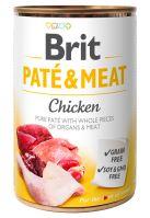 Brit Paté & Meat Chicken 400g