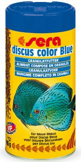 Sera discus color Blue 250ml