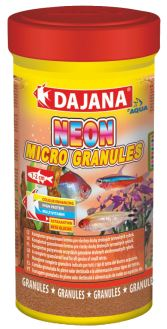 Dajana Neon micro granules - granulát 250ml
