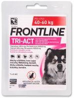 Frontline TRI-ACT spot-on dog XL pro psy 40-60kg (1x6ml)