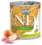 N&D DOG Low Grain Adult Boar & Apple 285g