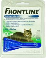 Front Line Frontline Spot-On Cat sol 1x0,5ml