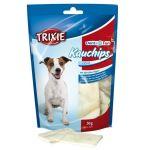 DENTAfun, žvýkací chipsy s řasou SPIRULINA 50g Trixie