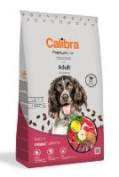 Calibra Dog Premium Line Adult Beef 12kg NEW + obojek FORESTO 70cm