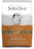 Supreme Science Selective Rat - potkan 1,5kg