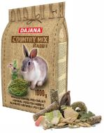 Dajana COUNTRY MIX, Rabbit 1kg, krmivo pro králíky