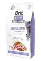 Brit Care Cat GF Sterilized Weight Control 7kg