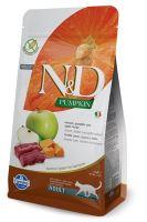 N&D Grain Free Pumpkin CAT Venison & Apple 5kg