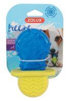 Hračka pes TPR Freeze dudlík 13,5cm Zolux