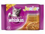 Whiskas kapsa Junior ve šťávě 4x100g