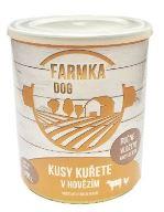 FARMKA DOG s kuřetem 800g