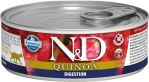 N&D CAT QUINOA Adult Digestion Lamb & Fennel 80g
