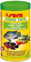 Sera Cichlids Sticks Nature 1l